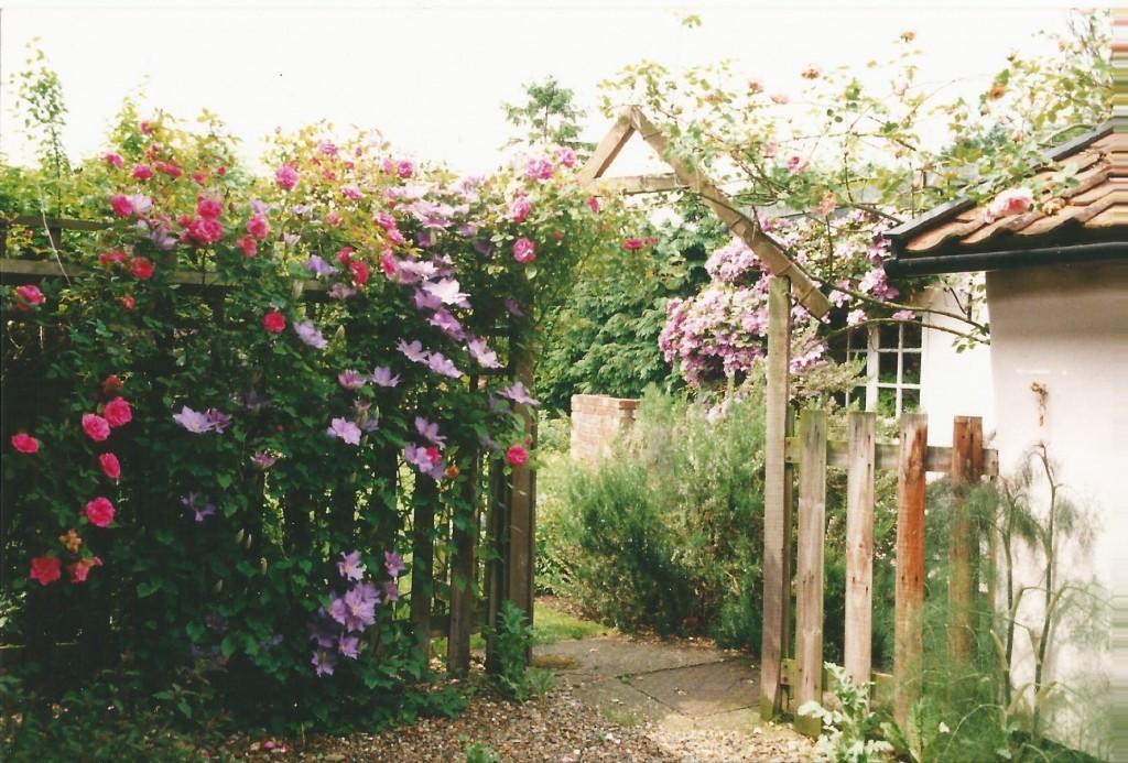 Garden June 200