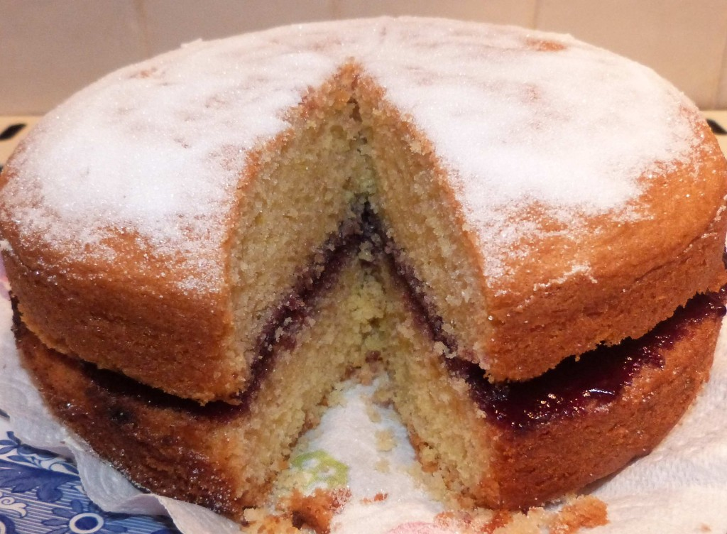 Mary Berry Victoria sponge