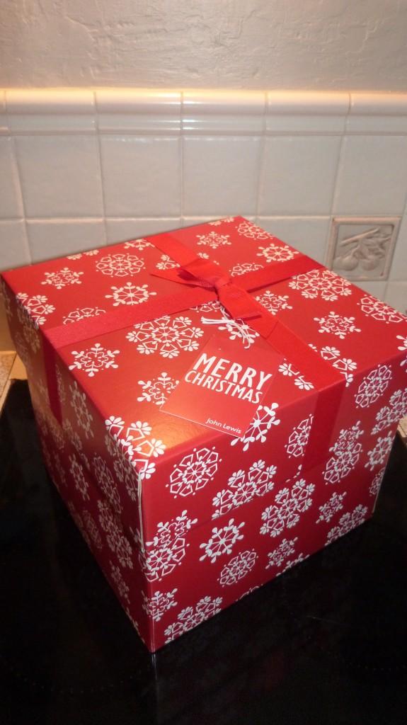 My Snowflake Christmas Hamper